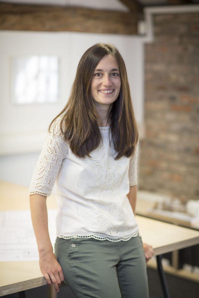 Rebecca Hazard. Ian Hazard Architect